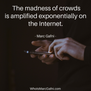 Marc Gafni on the Madness of Crowds
